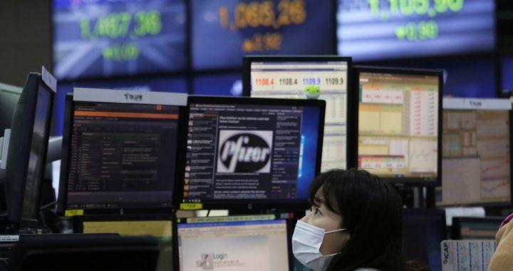 Διεθνείς αγορές: Το νέο στέλεχος του κορωνοϊού οδηγεί σε βουτιά τα ευρωπαϊκά χρηματιστήρια